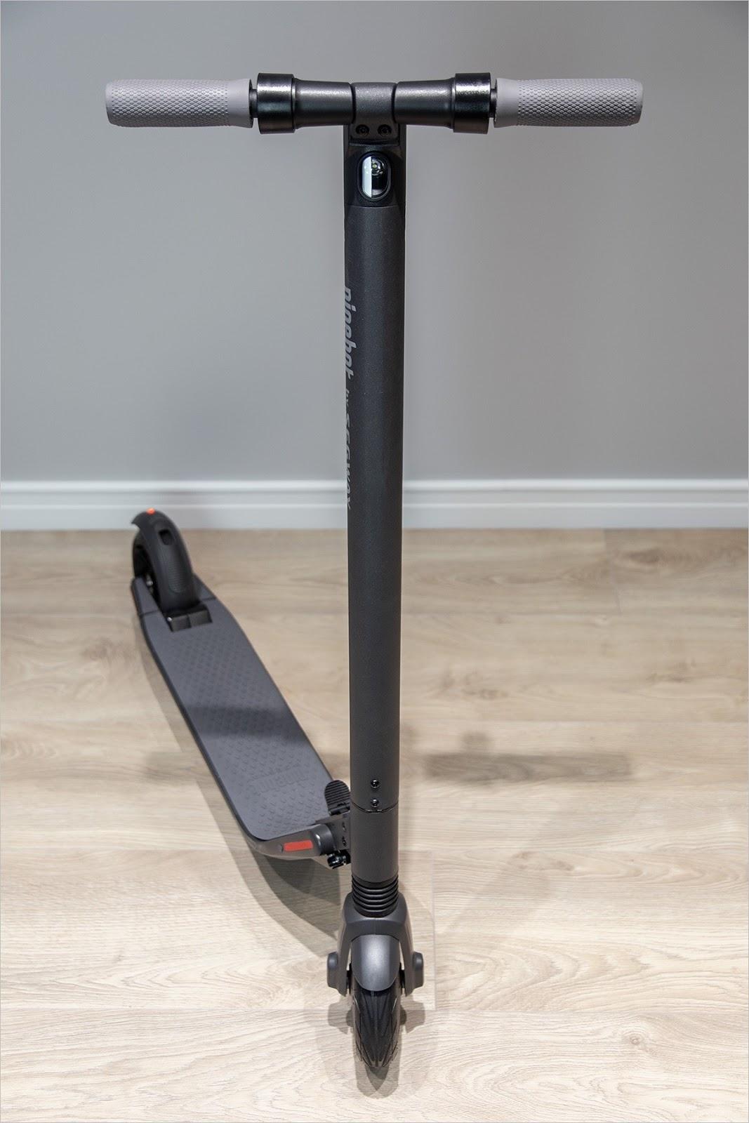 Роллс-ройс среди самокатов — Ninebot KickScooter ES4 by Segway - 15