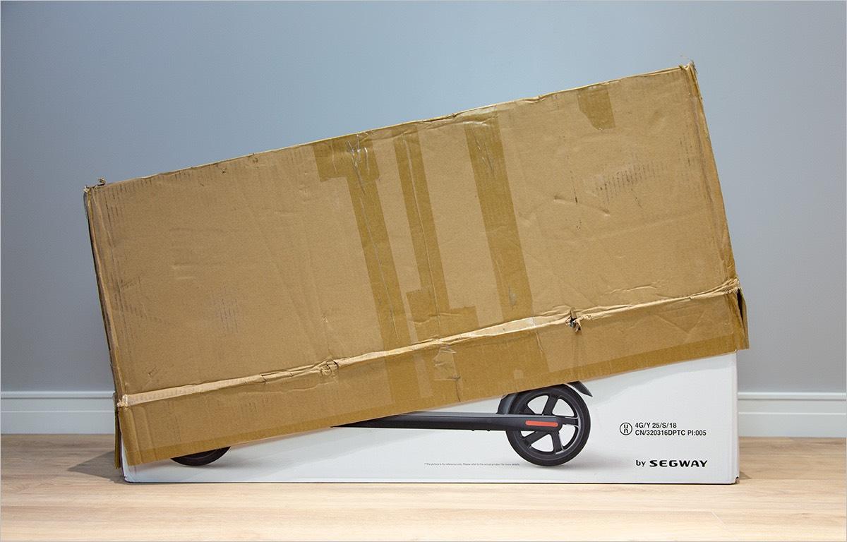 Роллс-ройс среди самокатов — Ninebot KickScooter ES4 by Segway - 2