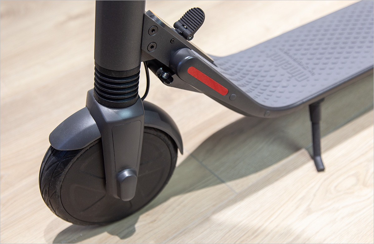 Роллс-ройс среди самокатов — Ninebot KickScooter ES4 by Segway - 23