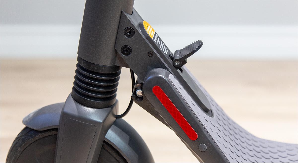 Роллс-ройс среди самокатов — Ninebot KickScooter ES4 by Segway - 26