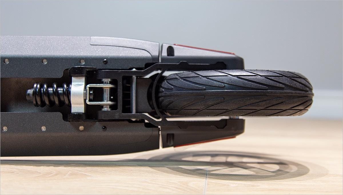 Роллс-ройс среди самокатов — Ninebot KickScooter ES4 by Segway - 28