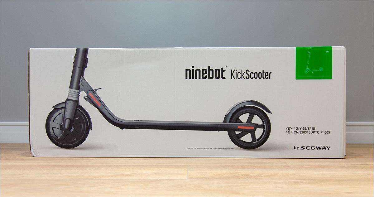 Роллс-ройс среди самокатов — Ninebot KickScooter ES4 by Segway - 3