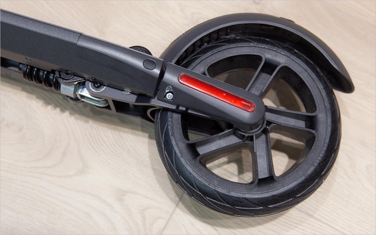 Роллс-ройс среди самокатов — Ninebot KickScooter ES4 by Segway - 33