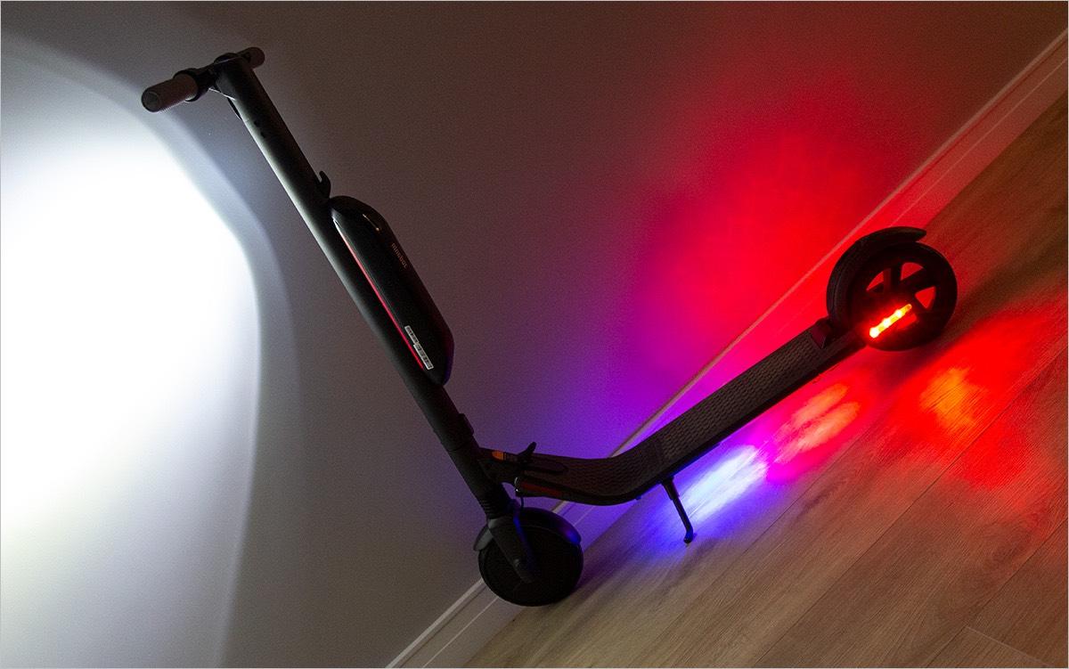 Роллс-ройс среди самокатов — Ninebot KickScooter ES4 by Segway - 36