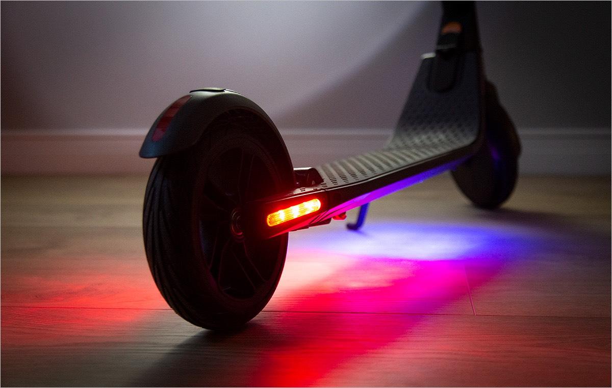 Роллс-ройс среди самокатов — Ninebot KickScooter ES4 by Segway - 52