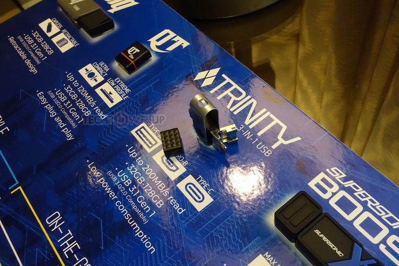 Patriot использует в накопителях Viper VPN100 контроллер Phison E12