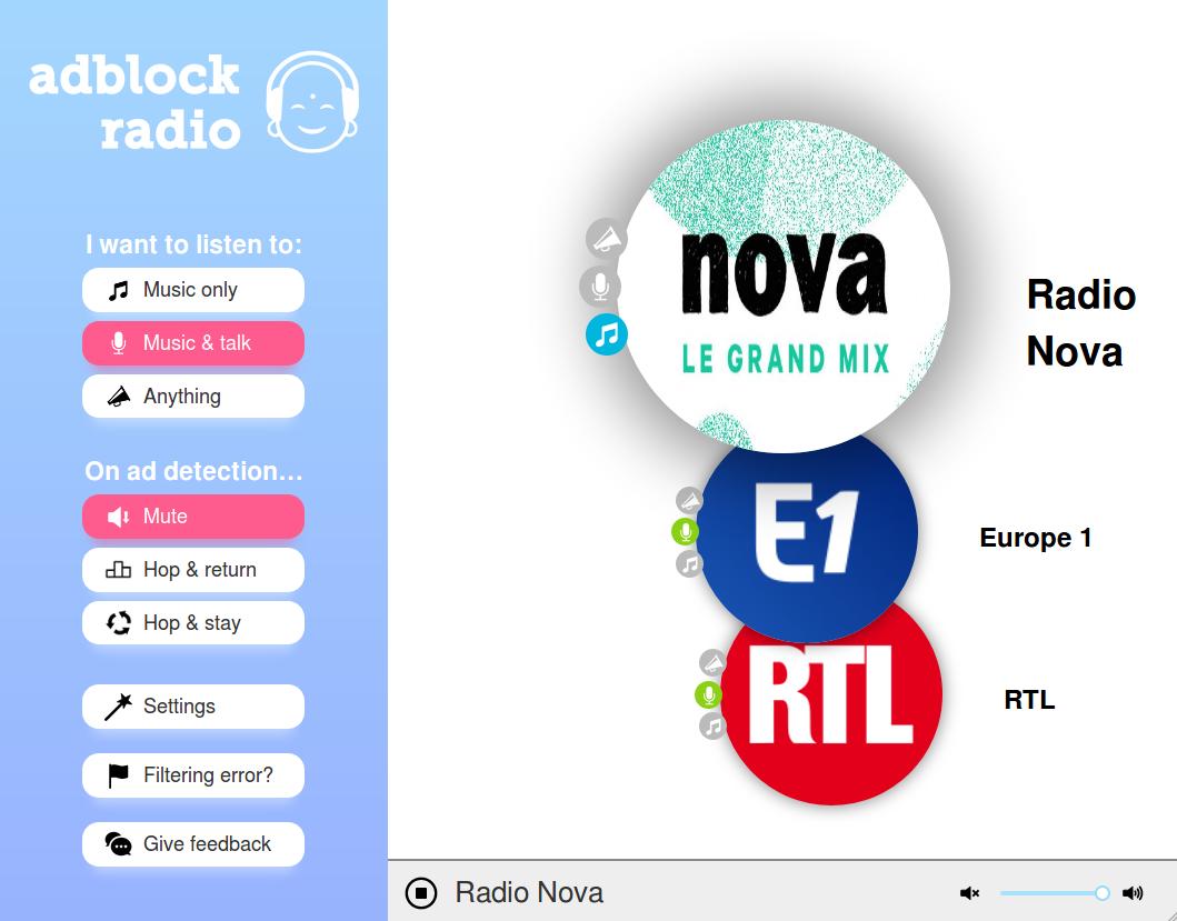 Разработка Adblock Radio - 8