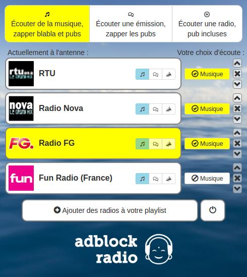 Разработка Adblock Radio - 9
