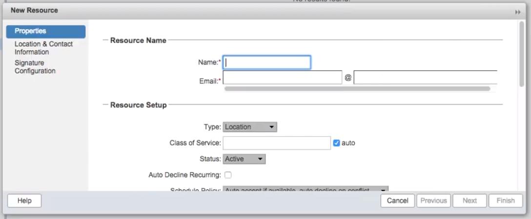 Управление ресурсами в Zimbra Collaboration Suite - 2