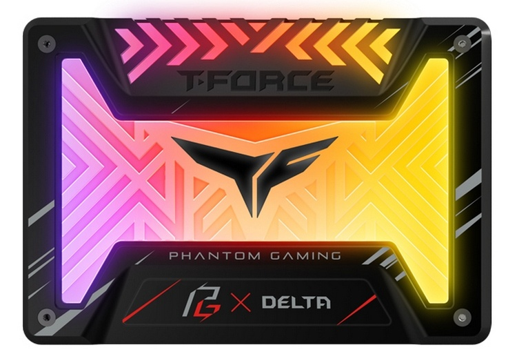 CES 2019: TeamGroup и ASRock представили модули памяти и твердотельные накопители Phantom Gaming