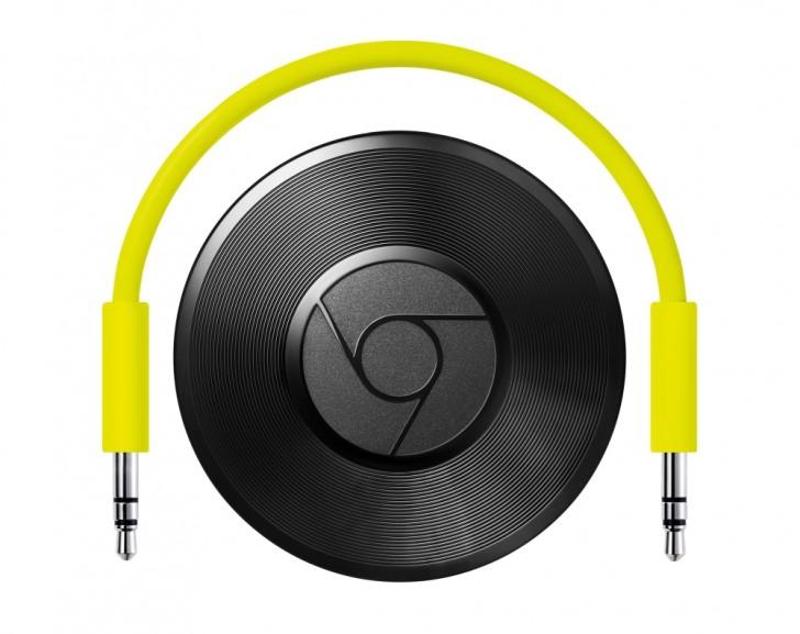 Google прекратила производство плеера Chromecast Audio