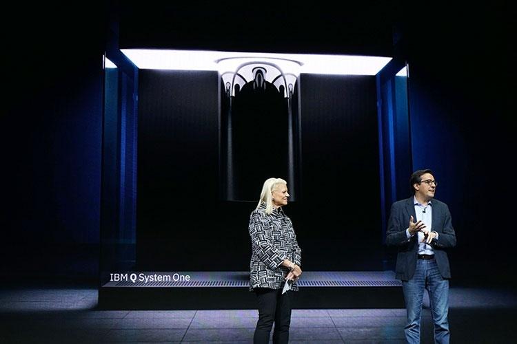 IBM анонсировала первый квантовый компьютер, который можно поставить дома