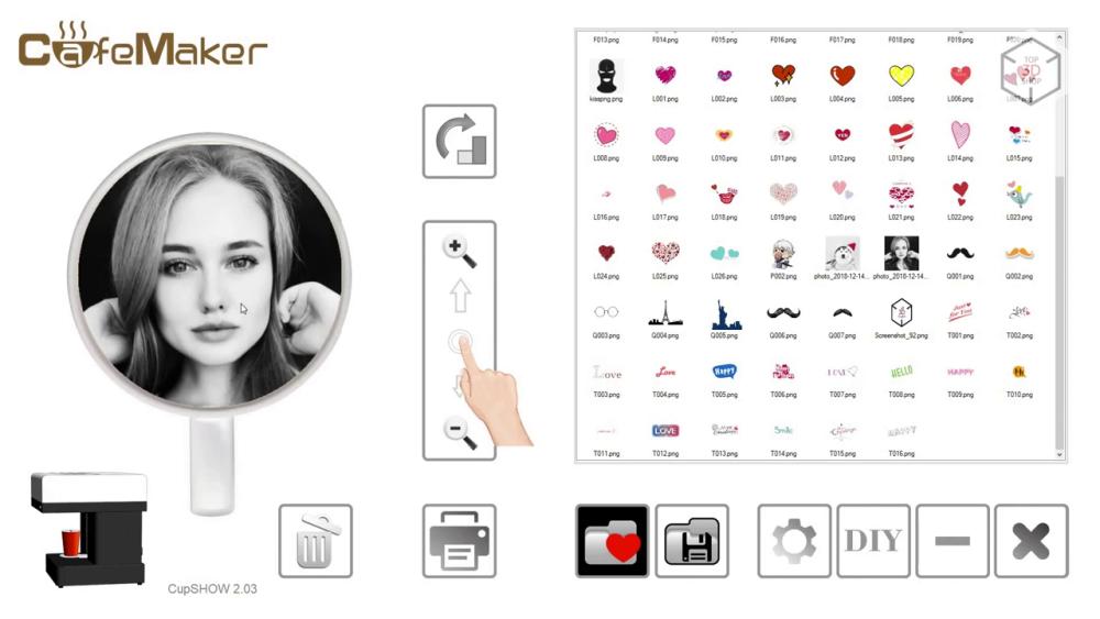 Обзор кофе-принтера Cafe Maker - 10