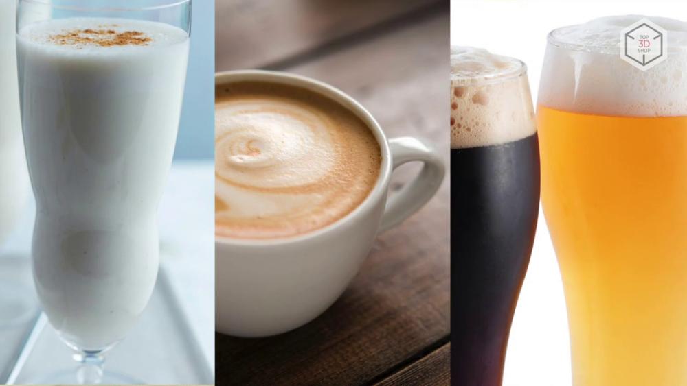 Обзор кофе-принтера Cafe Maker - 11