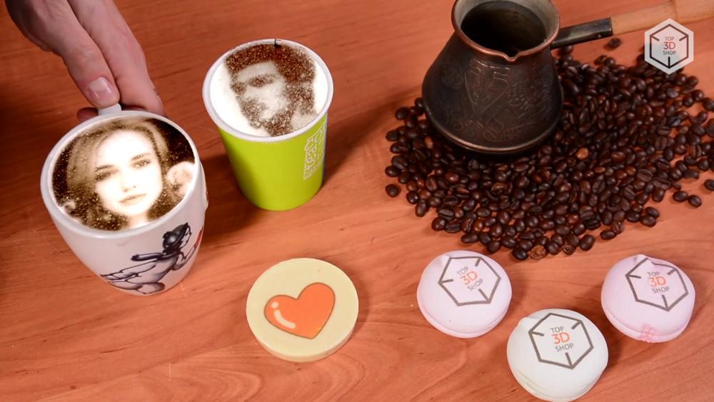 Обзор кофе-принтера Cafe Maker - 3