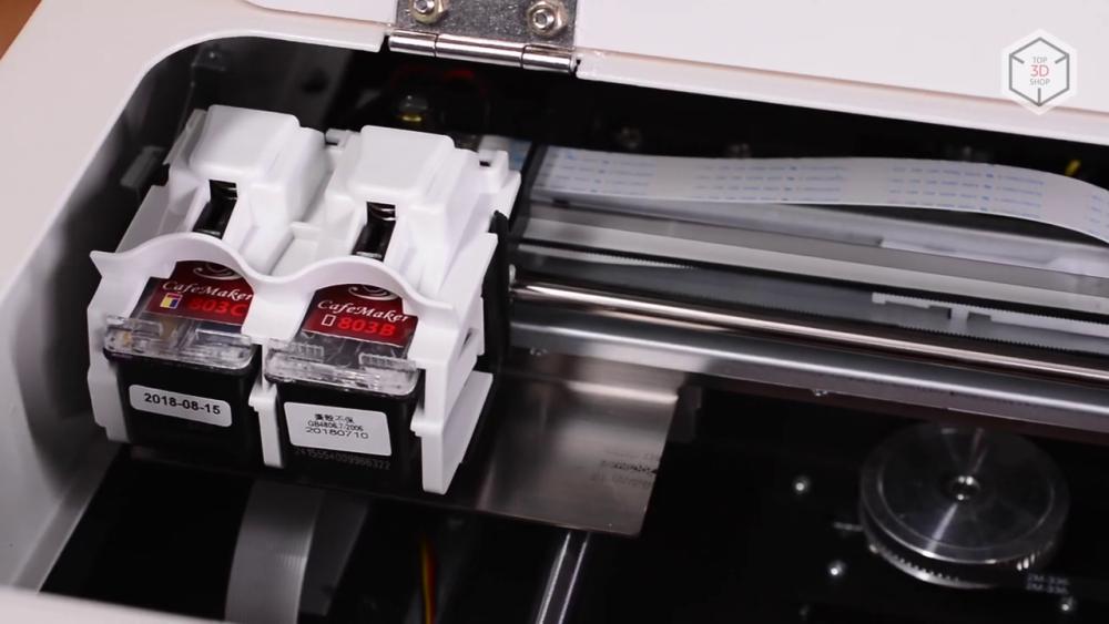 Обзор кофе-принтера Cafe Maker - 4