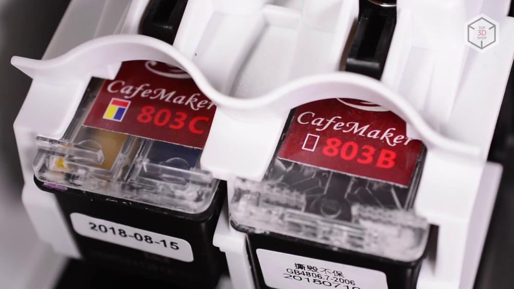 Обзор кофе-принтера Cafe Maker - 8