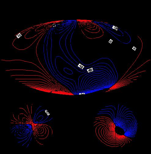 Северный магнитный полюс «убегает» на Таймыр: ученые в недоумении