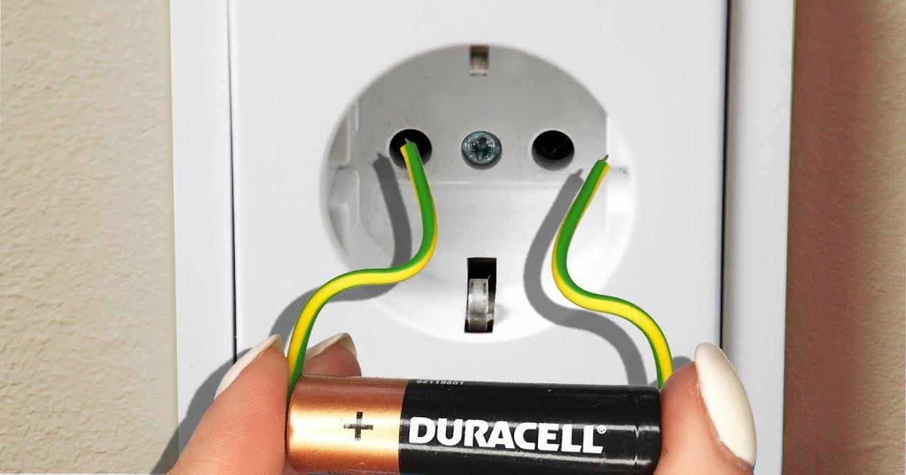 20 любопытных лайфхаков с батарейками