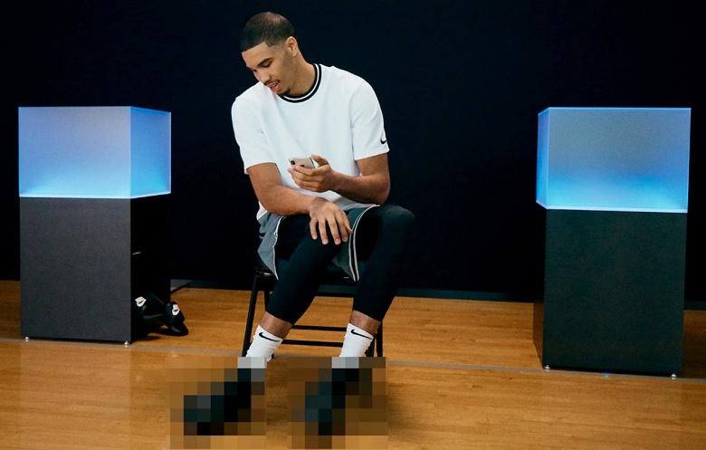Nike дразнит новым видео перед завтрашним анонсом самозашнуровывающихся кроссовок, которые будут сопрягаться со смартфоном