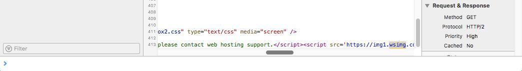 Клиенты GoDaddy недовольны JS-инъекциями со стороны хостера - 1