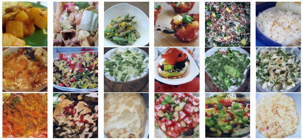 Нейросеть генерирует изображения блюд по рецептам их приготовления - 1