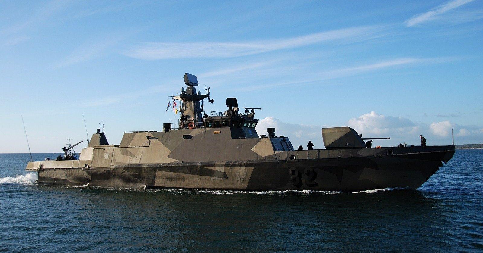 Разработан лечебный спрей для боевых кораблей