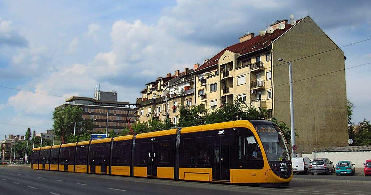 Самый длинный в мире трамвай