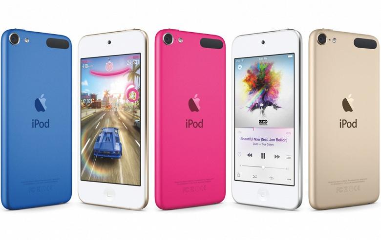 Apple все же готовит к выпуску плеер iPod touch седьмого поколения, он может получить порт USB-C