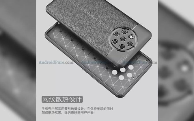 Камерофон Nokia 9 PureView представят уже в январе