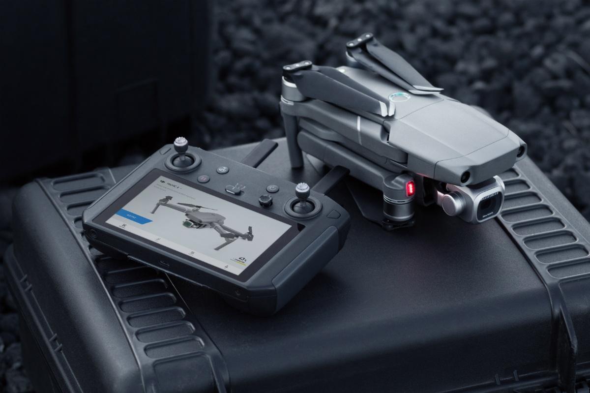 Свобода полетов в ваших руках с DJI Smart Controller - 4