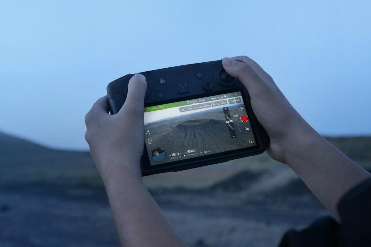 Свобода полетов в ваших руках с DJI Smart Controller - 6