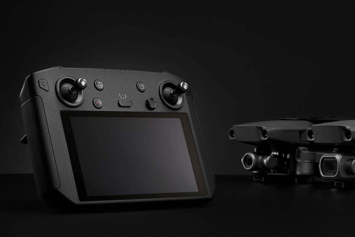 Свобода полетов в ваших руках с DJI Smart Controller - 8