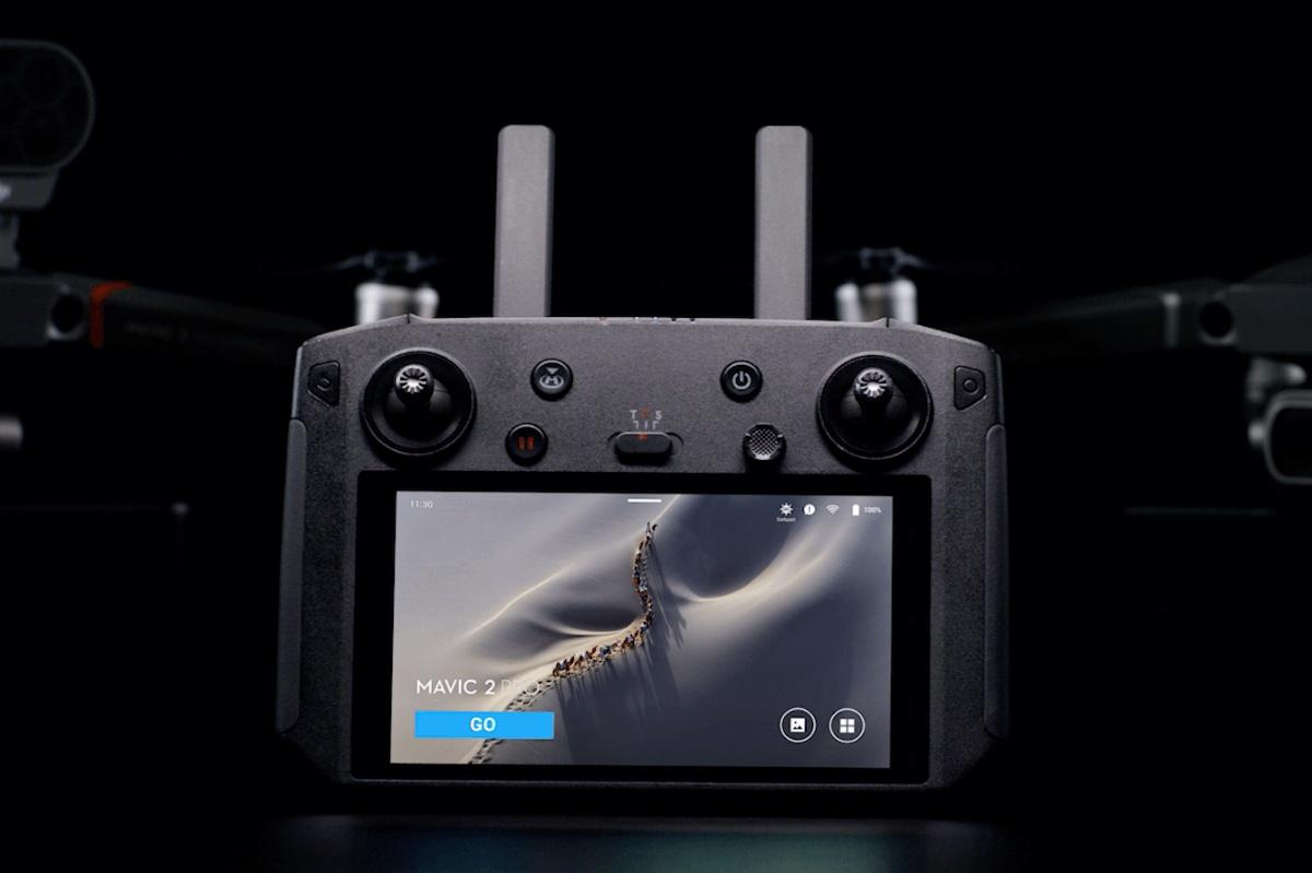 Свобода полетов в ваших руках с DJI Smart Controller - 1