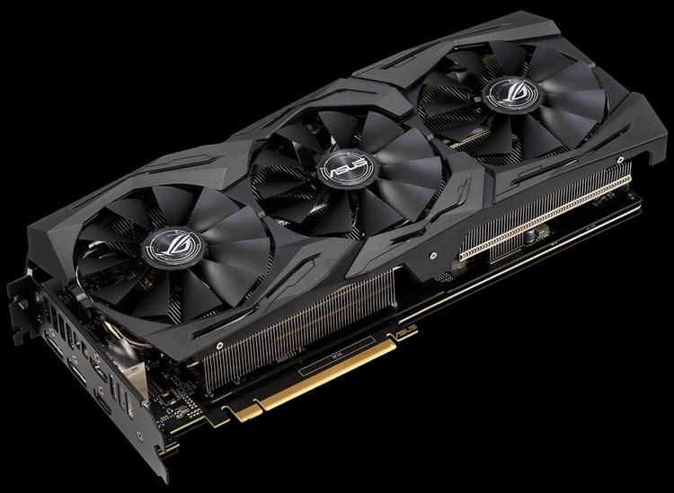ASUS выпустила сразу восемь собственных версий GeForce RTX 2060