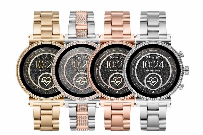 Michael Kors оснащает умные часы Access Sofie 2.0 функциями мониторинга сердечного ритма, мобильных платежей и GPS