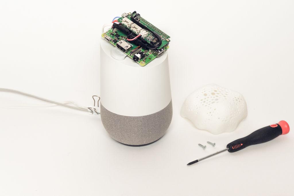 Взлом Amazon Echo и Google Home для защиты приватности - 1