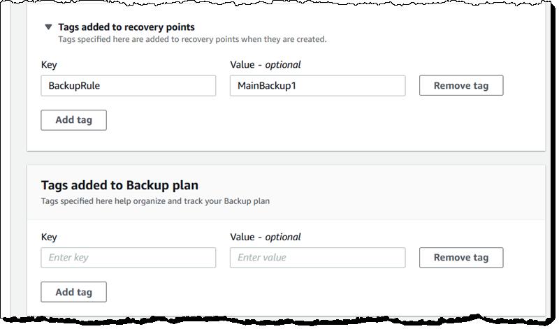 Amazon представила сервис AWS Backup для резервного копирования - 2
