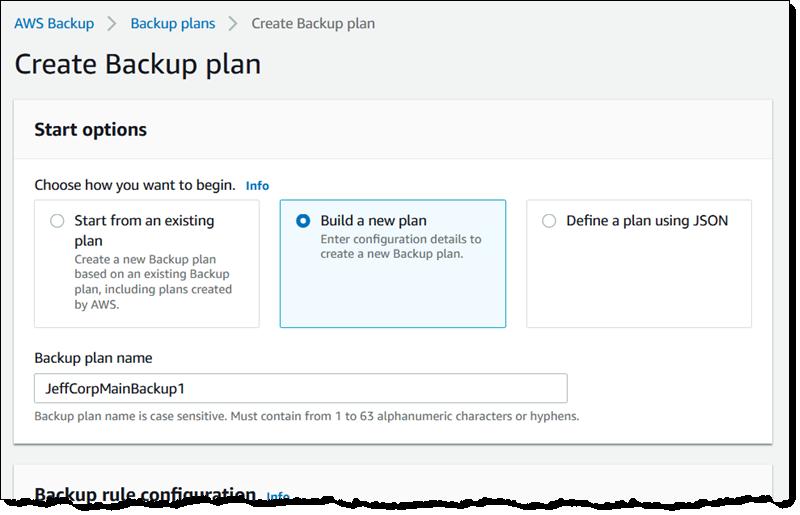Amazon представила сервис AWS Backup для резервного копирования - 3