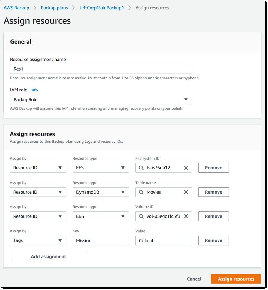 Amazon представила сервис AWS Backup для резервного копирования - 4