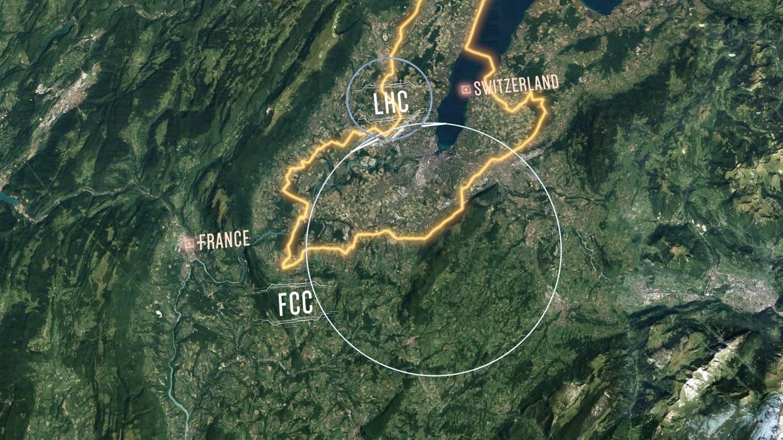 ЦЕРН планирует построить новый ускоритель с протяженностью тоннеля в 100 км - 2