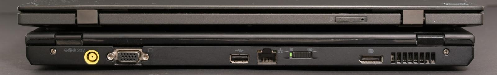 Древности: десять лет эволюции ноутбуков на примере ThinkPad X301 - 20