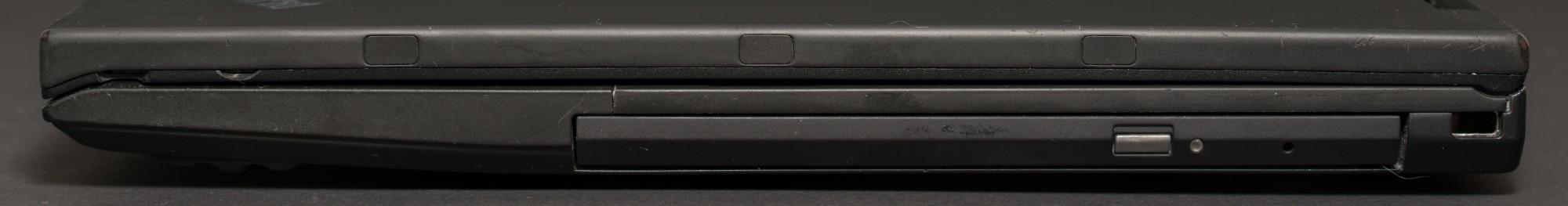 Древности: десять лет эволюции ноутбуков на примере ThinkPad X301 - 5