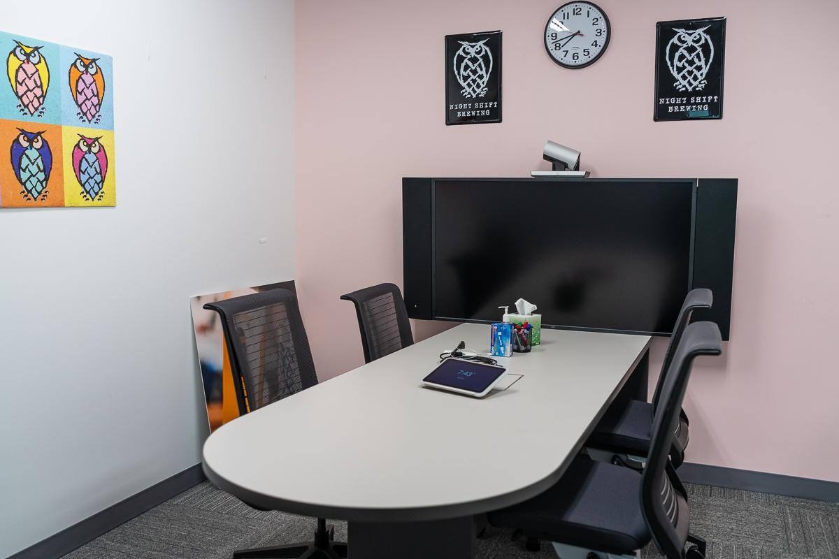 Фотоэкскурсия по новому офису Facebook в Бостоне - 11