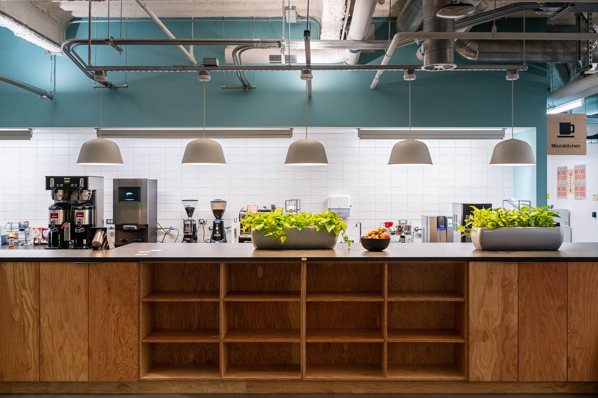 Фотоэкскурсия по новому офису Facebook в Бостоне - 13