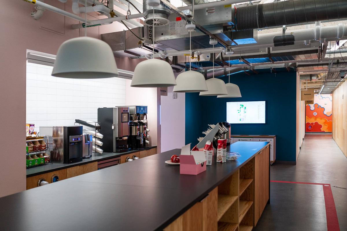 Фотоэкскурсия по новому офису Facebook в Бостоне - 15
