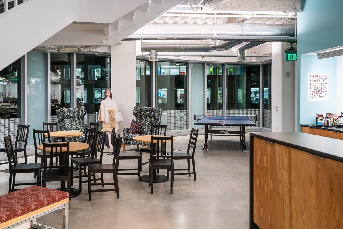Фотоэкскурсия по новому офису Facebook в Бостоне - 18