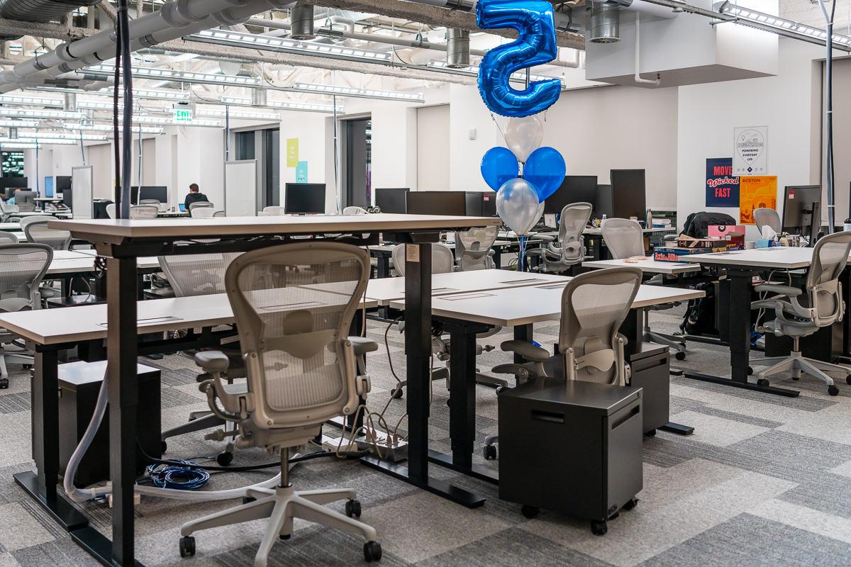 Фотоэкскурсия по новому офису Facebook в Бостоне - 2