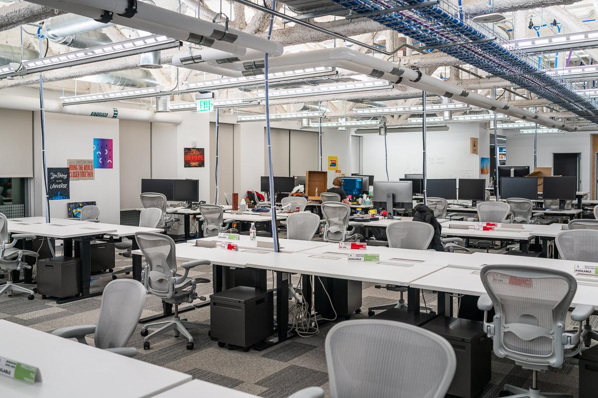 Фотоэкскурсия по новому офису Facebook в Бостоне - 3