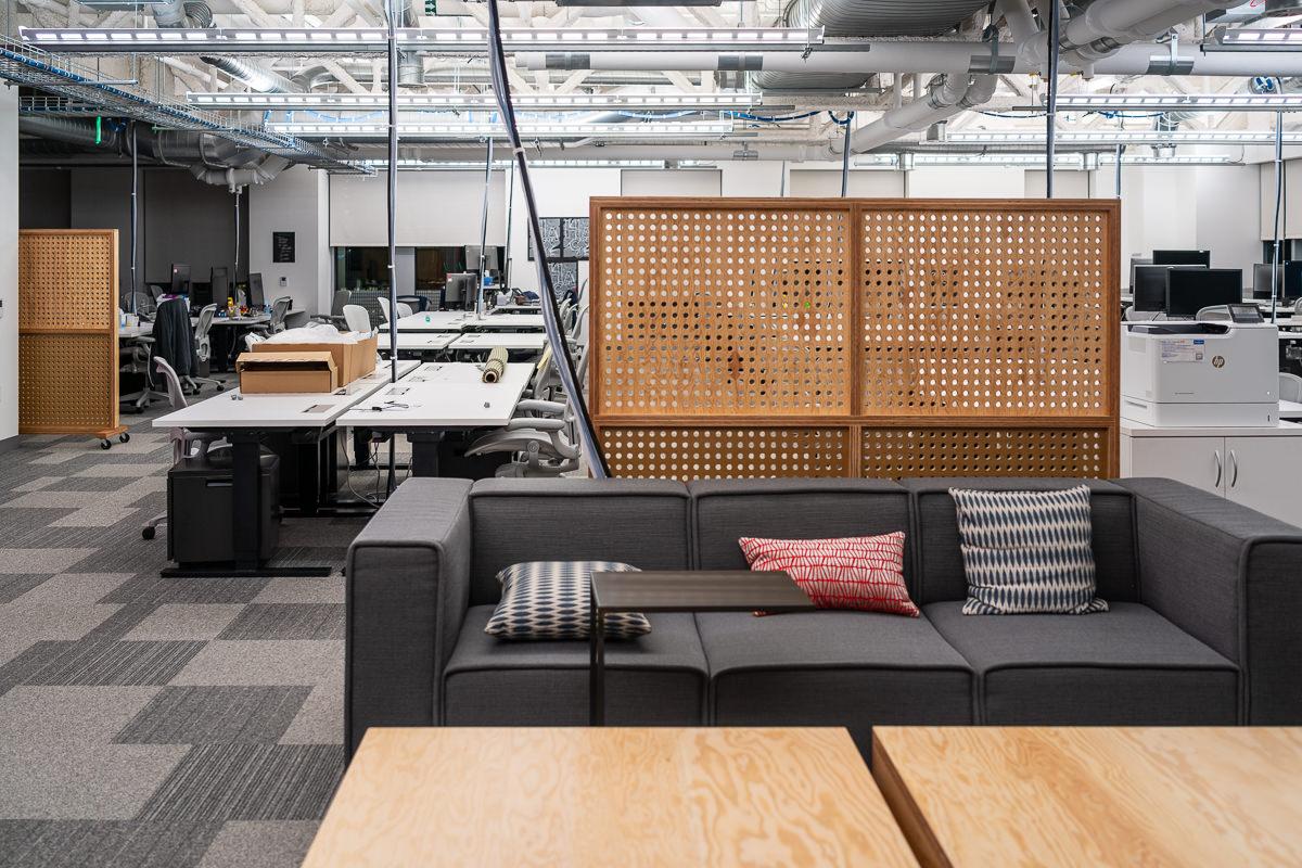 Фотоэкскурсия по новому офису Facebook в Бостоне - 4